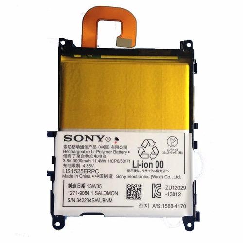 bateria para  sony xperia z1