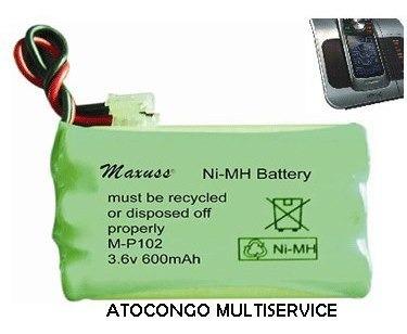 bateria para telefono inalambrico beetel