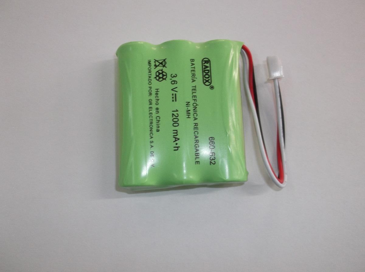 Bateria Para Telefono Rural Fijo Huawei Telcel Movistar