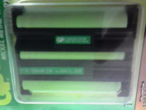 bateria para telefonos inalambricos 3.6v 1300mah modelo t176
