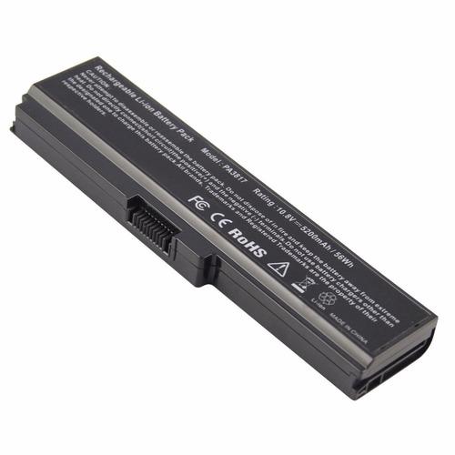 bateria para toshiba satellite p775 p770d p755d p750