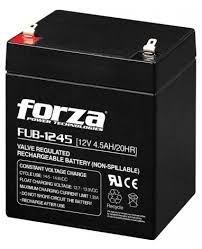 batería para ups forza 12v 4.5ah