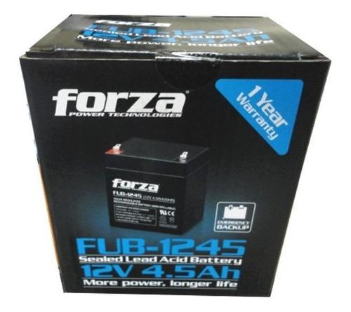 batería para ups forza 12v 4.5ah icb technologies