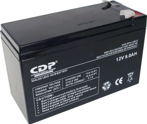 bateria para ups o cerco eléctrico / explore / 12v 9ah