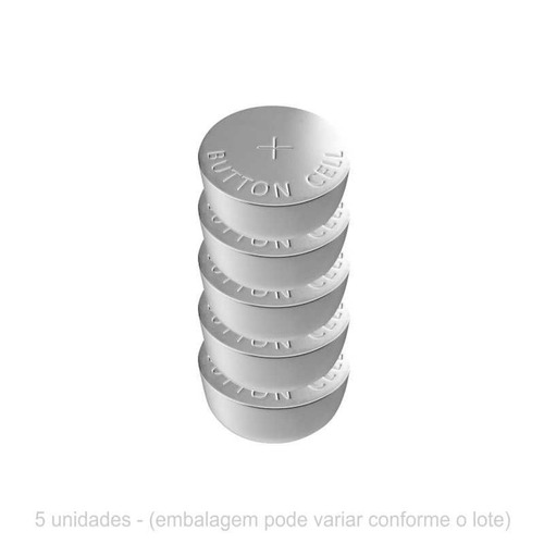 bateria para vibrador modelo ag13/ lr44/ 357/ sr44/ a76/