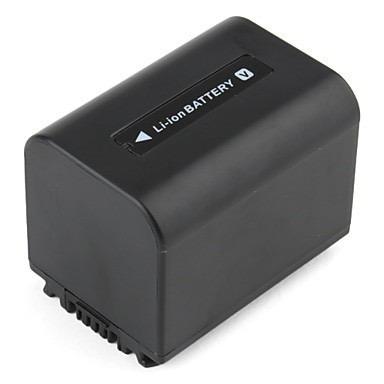 bateria p/filmadora sony np-fv70 ......