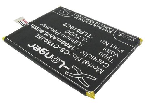 bateria pila alcatel onetouch idol ultra ot-6033 ot6033