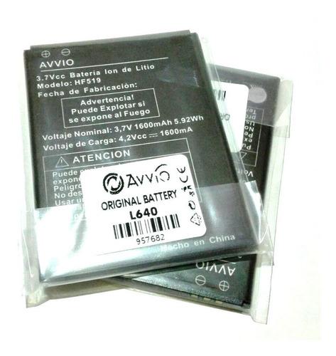 bateria pila avvio l640 calidad aaa