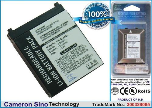 bateria pila benq sl65 sl75