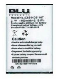 e48ab9dba53 Bateria Para Blu Dash Jr K C654405140t - Celulares y Teléfonos en Mercado  Libre Venezuela