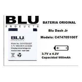 Bateria Pila Blu Dash Jr Modelo: C474705100t Nueva Original