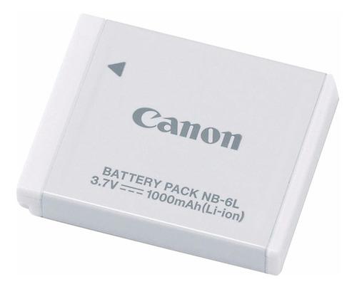 bateria pila canon nb 6l para canon