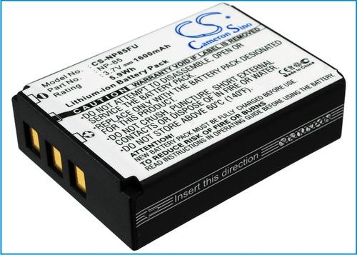 bateria pila fuji np-85 finepix f305 sl240 245 260 280 au1