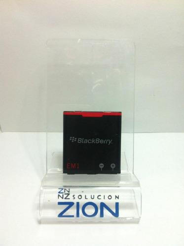 batería pila generica blackberry em1 curve 9370 9360 1000 ma