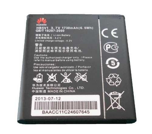 bateria pila huawei y300 y511 y500 t8833 y900 u8833 hb5v1