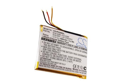 bateria pila iphone 2g 4gb 8gb 16gb 616-0290 616-0291 maa