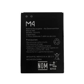 Bateria Pila M4 Ss1070 2000mah 3 7vcc 7,4wh Litio