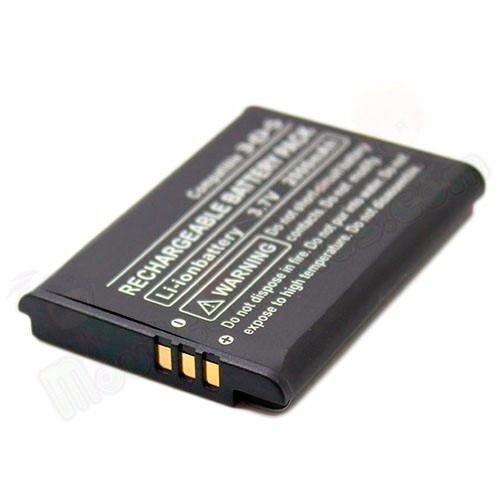 bateria pila nintendo 3ds 3.7 v 2000 mah litio recargabe