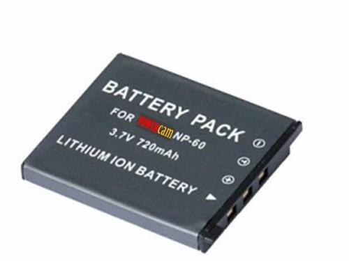 bateria pila np60 np 60 para casio s1 ex-s1 s2 s3 s20