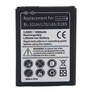batería pila nueva 1800mah lg optimus l70 l65 d285 d320