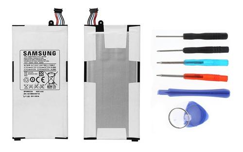batería pila original galaxy tab p1000 de 7.0 + herramientas