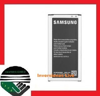 bateria pila original samsung galaxy s5 sm-g900