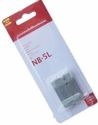 bateria pila para canon nb-5l  sd700 sd790 sd850 sx210