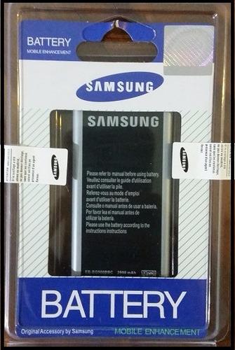 bateria pila samsung galaxy s5 i9600 g900 original. tienda!!