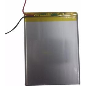 Bateria Pila Tablet 7 China 3000mah 3.7v Med 9 X 7  -m3