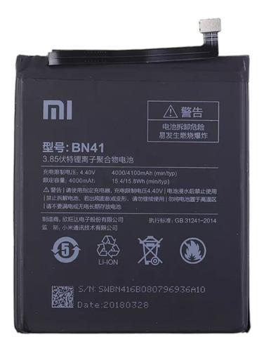 batería pila xiaomi bn41 4000mha