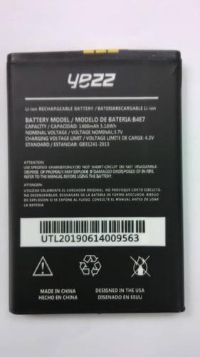 bateria pila yezz 4e 3 pines