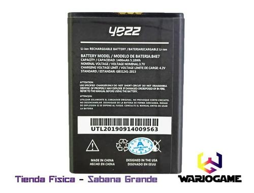 bateria pila yezz 4e b4e7 krip k4 somos tienda