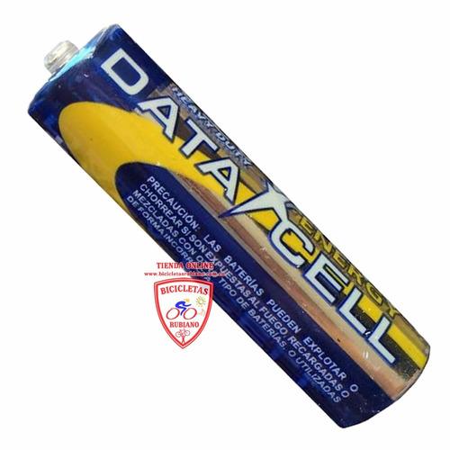 bateria pilas aaa energy data cell x1 bicicletería colombia