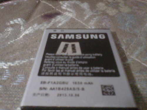 bateria pilas galaxy s2 i9100