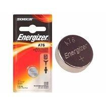 bateria pilha alcalina 1.5v a76 relógio calculador energizer
