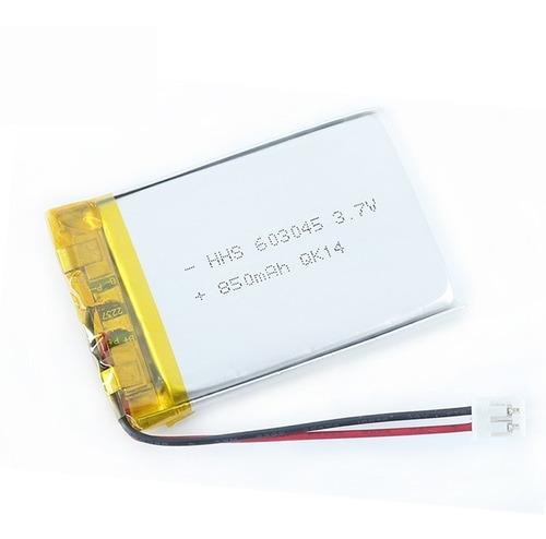 batería polímero de litio 3.7 v 800 ma
