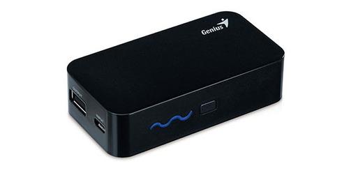 bateria portable universal genius eco-u521 5200mah