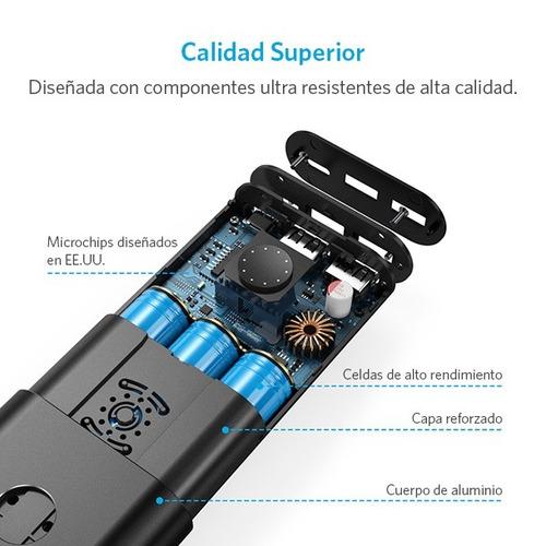 batería portátil powercore+ 20100 usb-c anker
