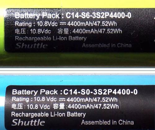 bateria positivo unique s1990 88r-nh4782-3601 6 células