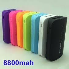 bateria power bank celulares