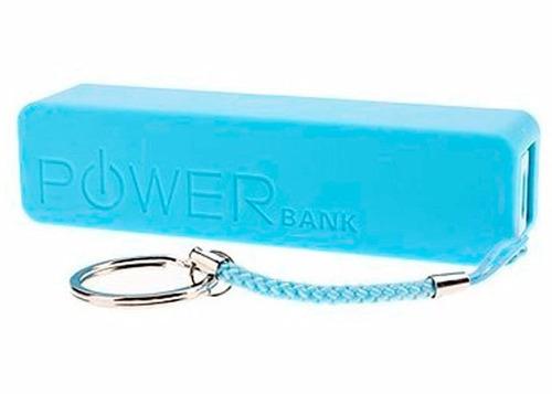 bateria power bank recargable 2600mah 10 unidades+regalo