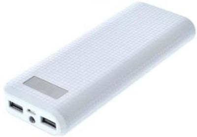 bateria power  box  proda  20000mah con  foco  2 usb