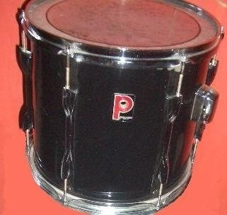 bateria premier x p k inglesa conservada 3 peça.r $3000.00