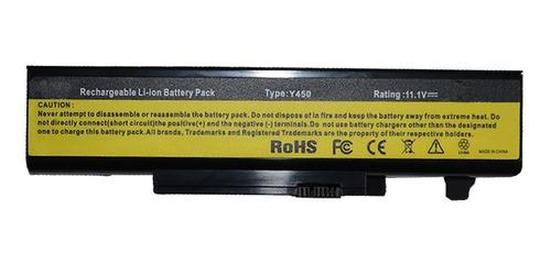 batería premium lenovo y450