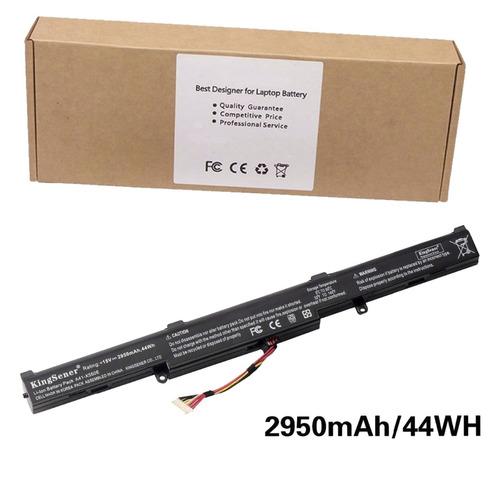 batería premium para asus x550d x550z procesador amd