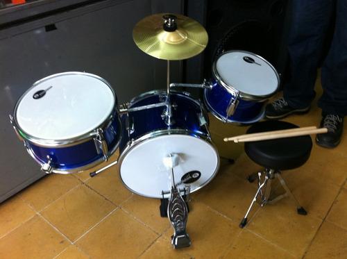 bateria  profesional infantil envio gratisniños 4 a 10 años)