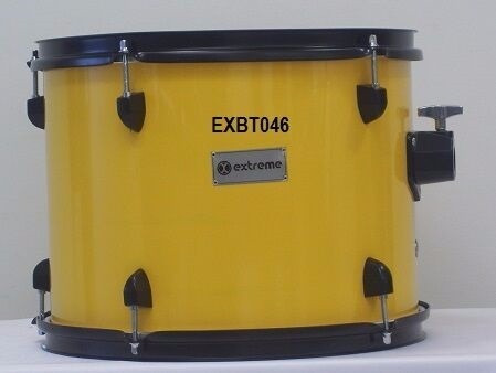 bateria profesional marca extreme 5 pzs.c/atriles y platillo
