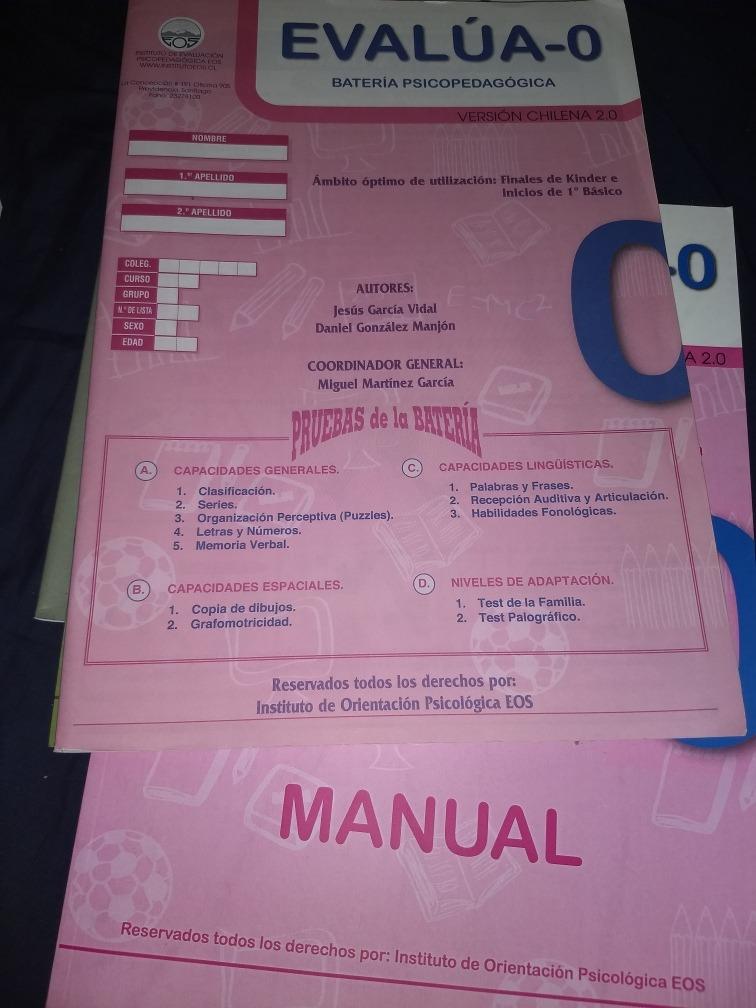 Manual evalua 7 descargar gratis