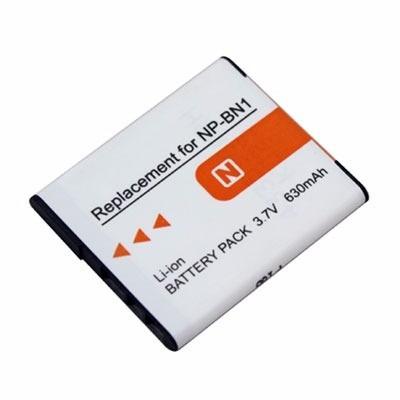 bateria p/sony np-bn1, tx5, wx5, wx30, wx9, w380, w630, w650