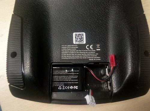 bateria radio controle transmissor hubsan x4 h501s h502s